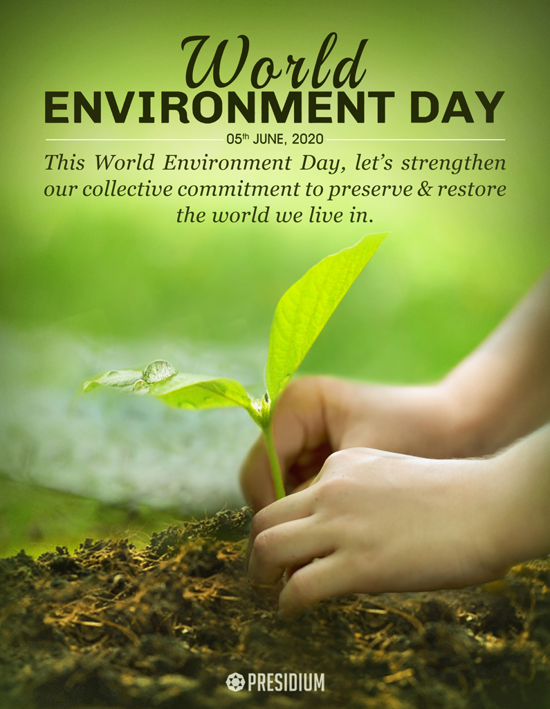 LET'S DO OUR BIT TO KEEP OUR ENVIRONMENT HEALTHY & CLEAN!