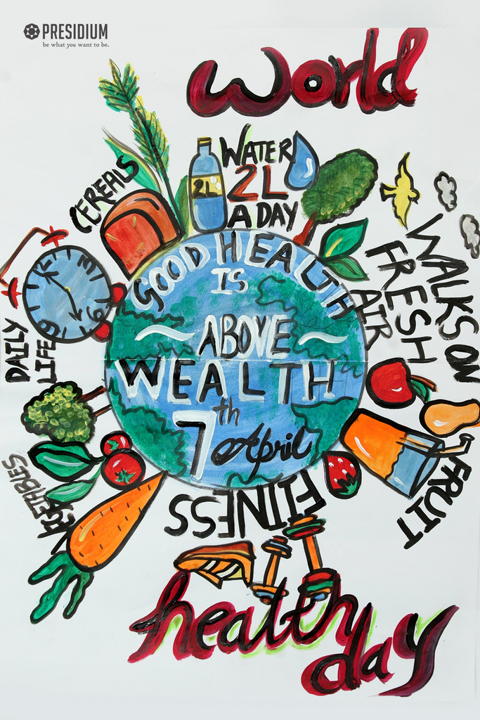 WORLD HEALTH DAY 2019