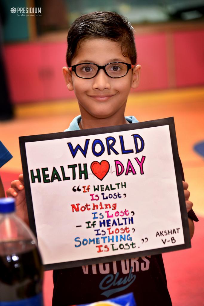 Presidium Punjabi Bagh Health day 2019