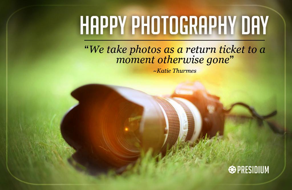 YOU DON'T TAKE A PHOTOGRAPH, YOU MAKE IT!