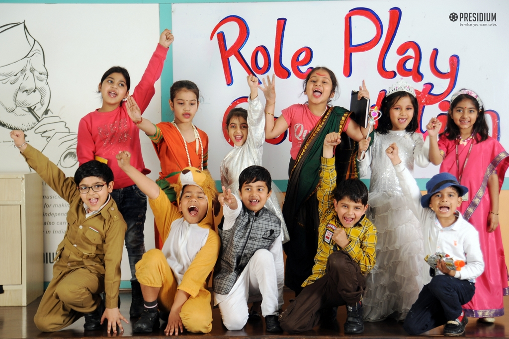 ROLE PLAY ACTIVITY 2020