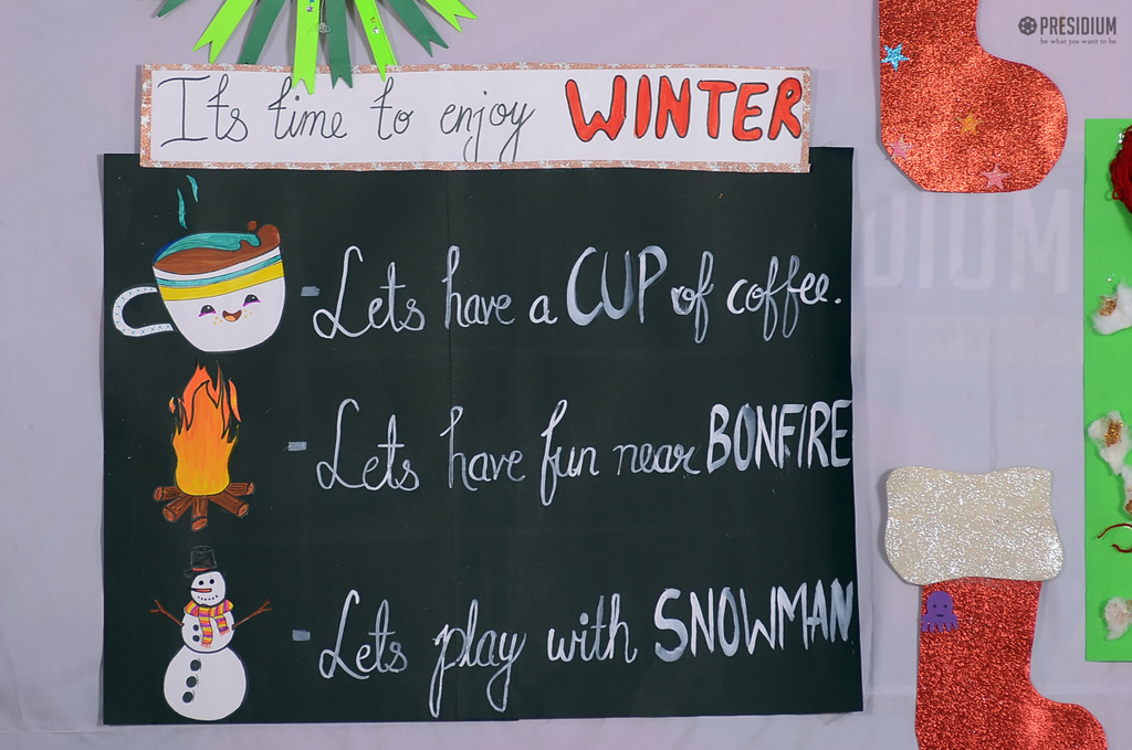 SPECIAL ASSEMBLY ON WINTER SEASON 2020