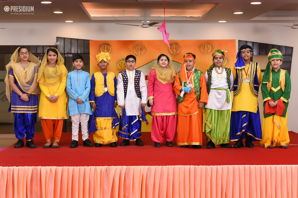 Baisakhi  with Chairperson 2019
