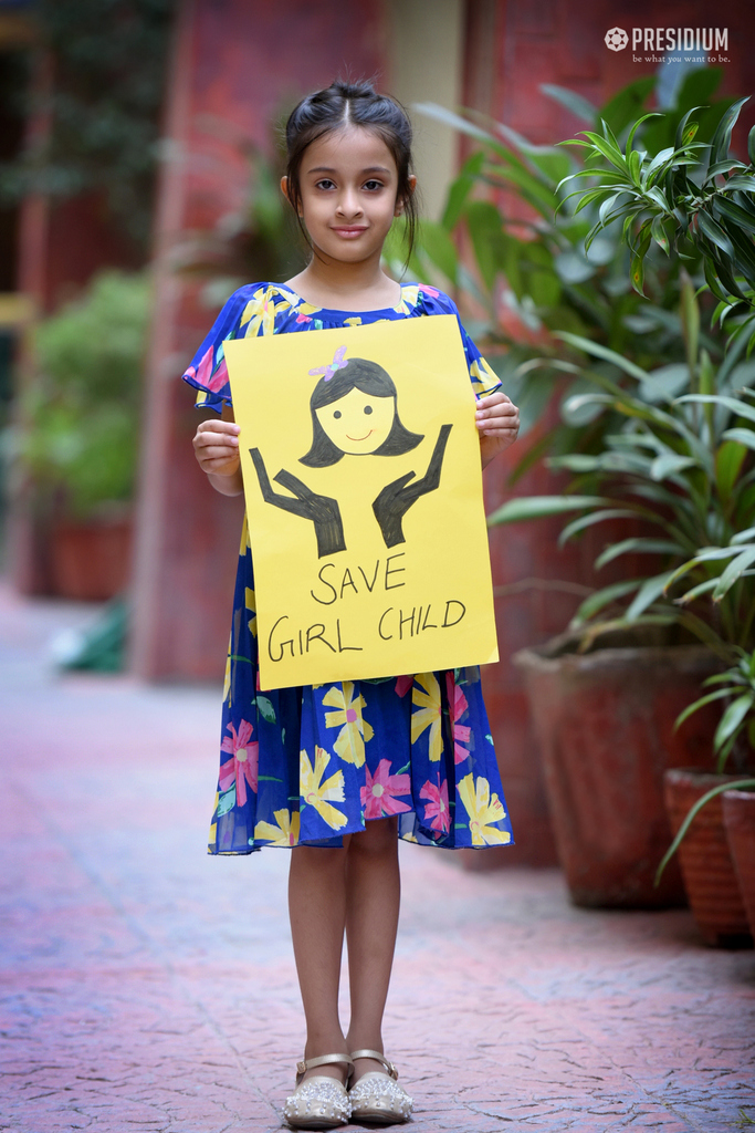 CELEBRATING THE POWER OF GIRLS ON GIRL CHILD DAY
