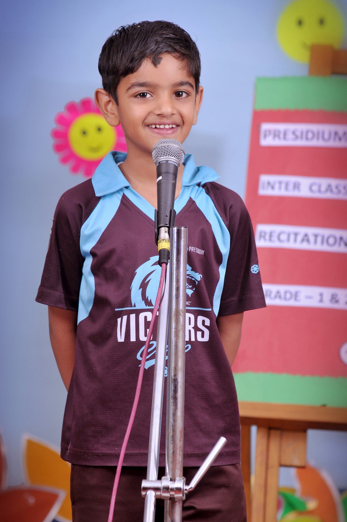 Poem Recitation Competition