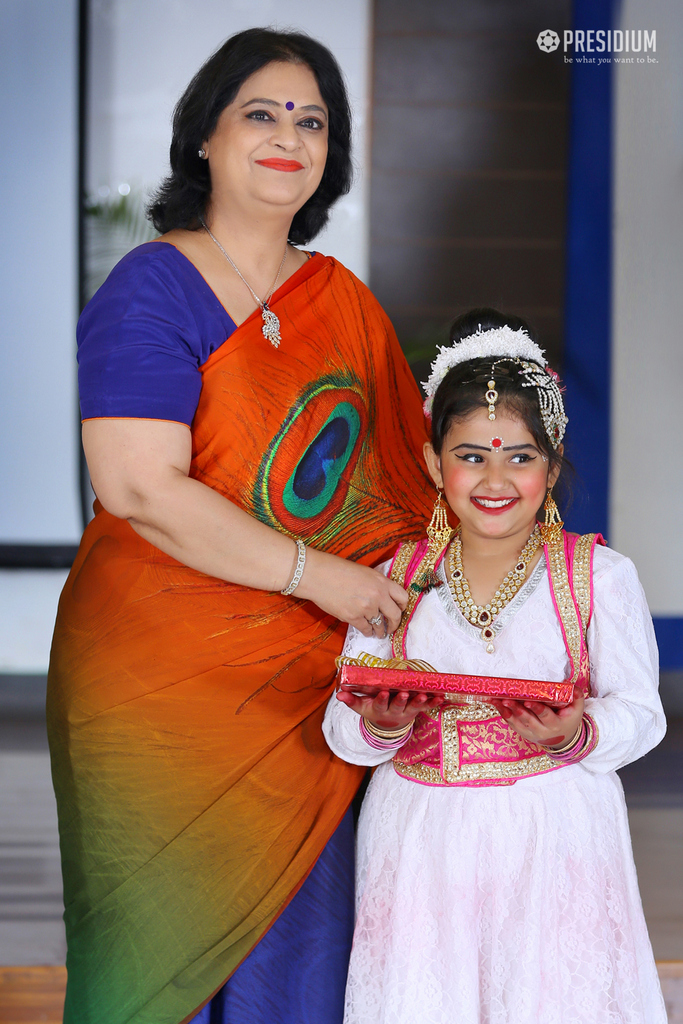 Dance day celebrations with chairperson 2019
