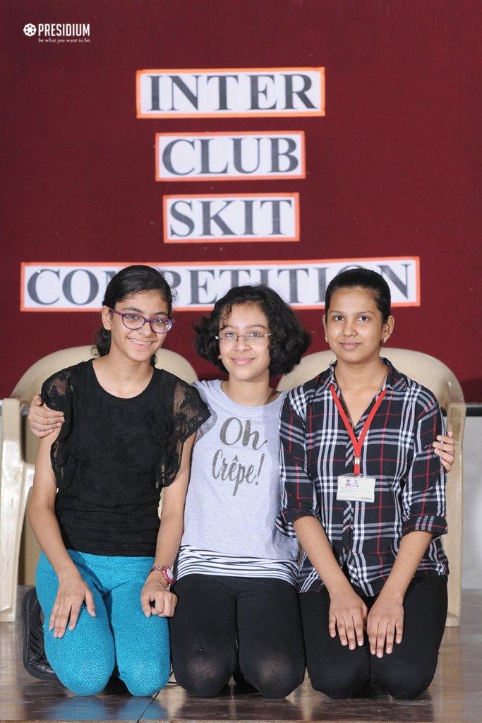 Presidium School, Development Of Life Skills In Children, Raising Awareness For Critical Issues