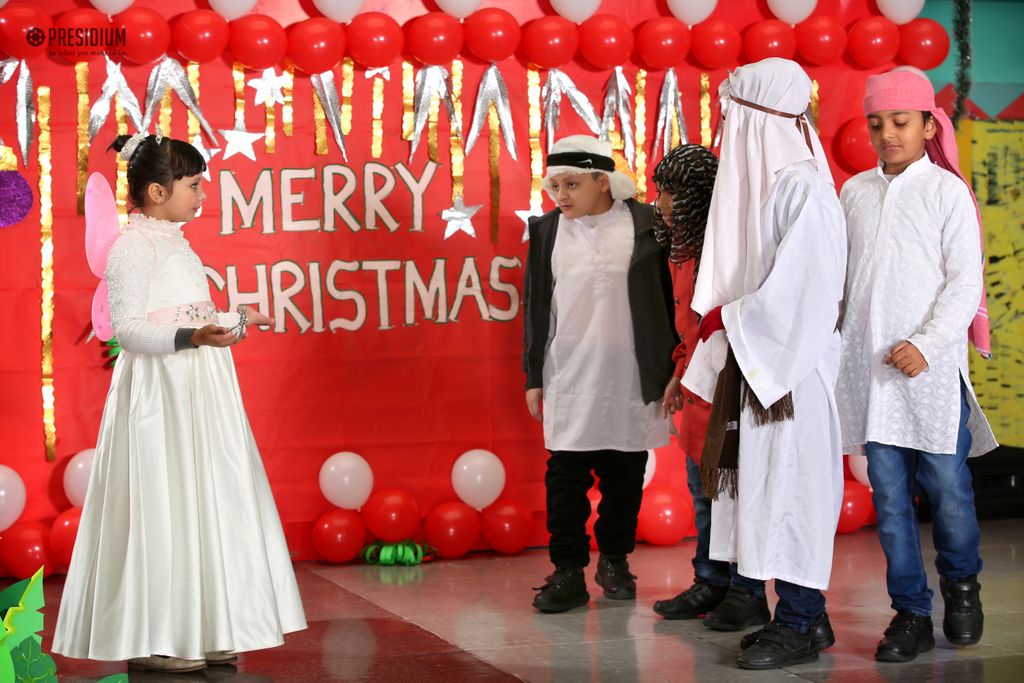 CHRISTMAS ASSEMBLY 2019