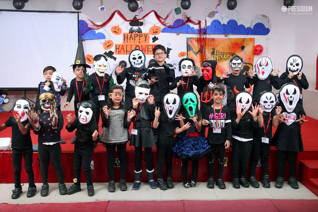 CELEBRATION OF HALLOWEEN 2018