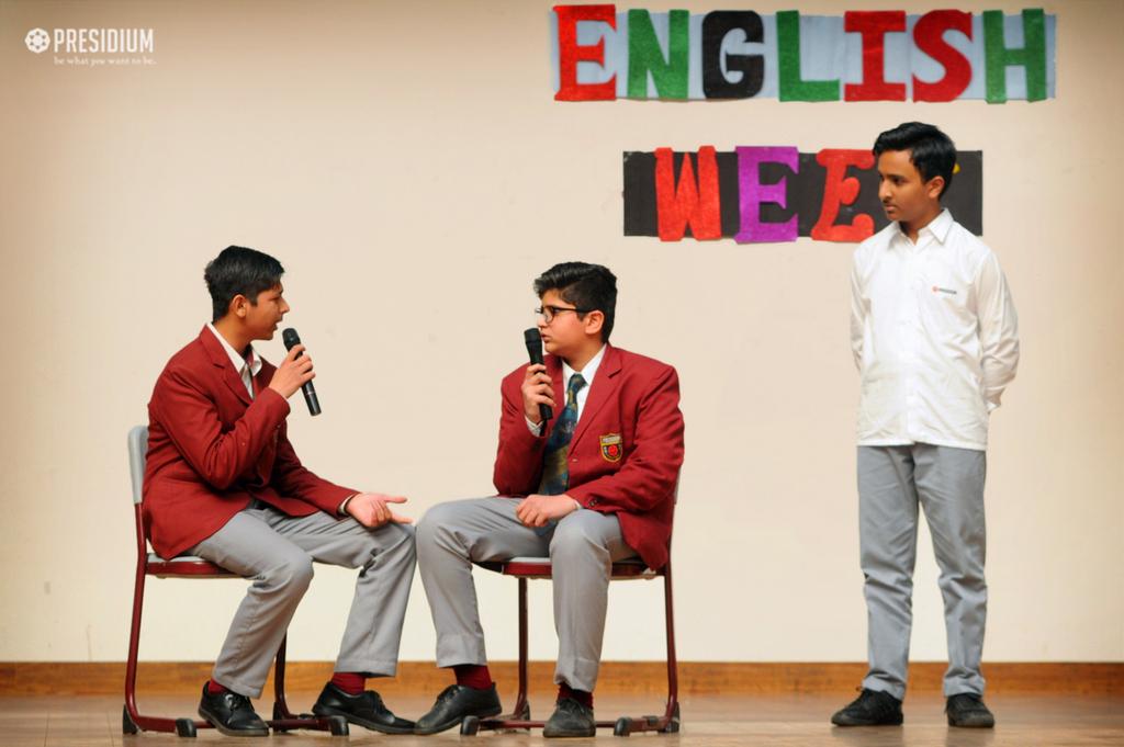 English week 2019