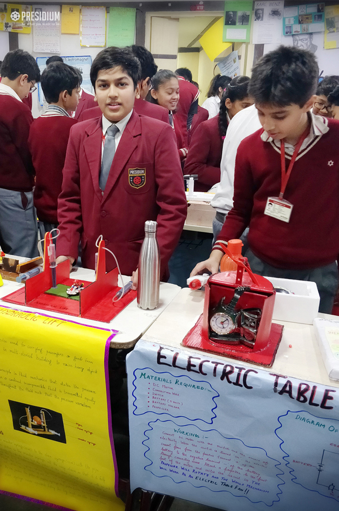 ENVISAGING THE WORLD OF 'POSSIBILITIES' AT SCIENCE WEEK!