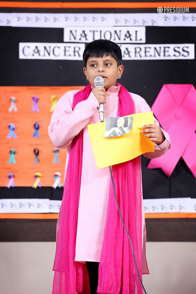 NATIONAL CANCER AWARENESS DAY 2019