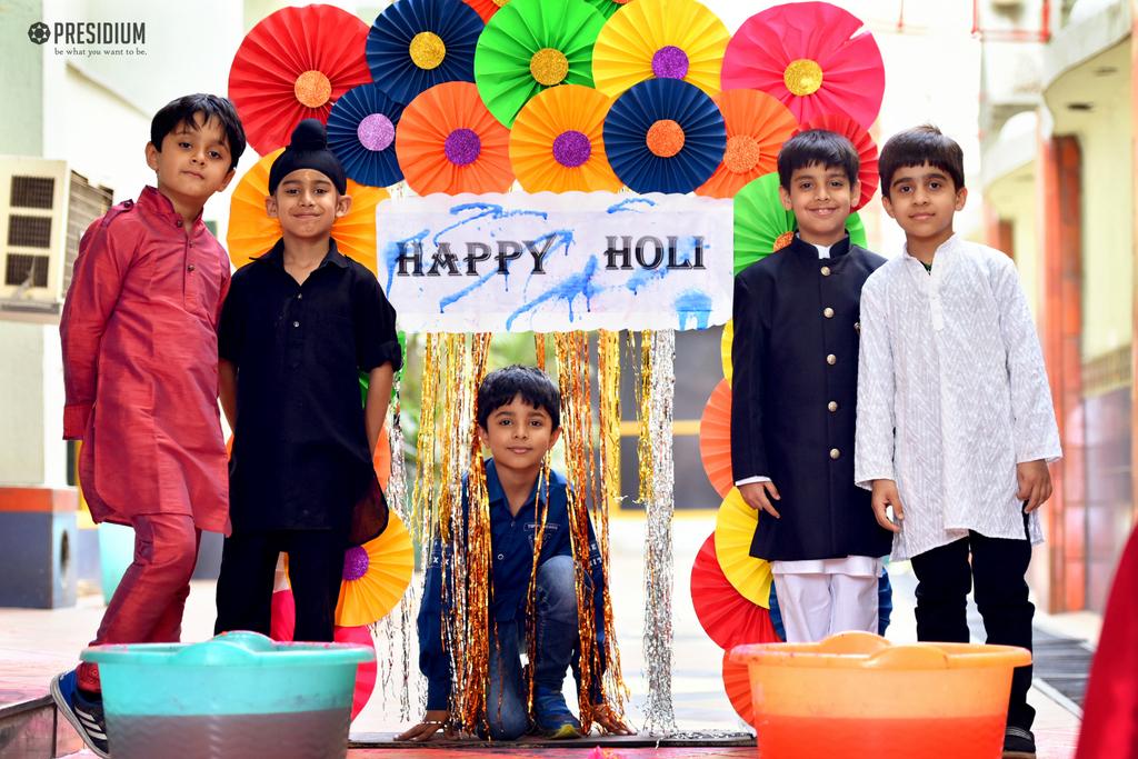 Holi celebrations 2019