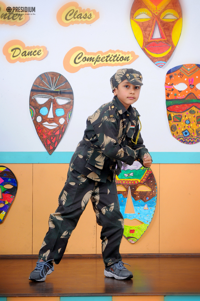 INTER-CLASS DANCE COMPETITION CARVES A NICHE FOR FUTURE ARTISTS!