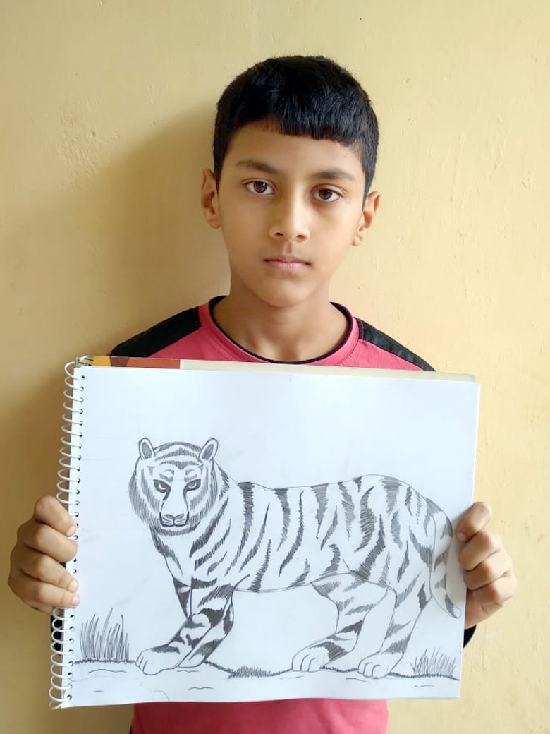 INTERNATIONAL TIGER DAY 2020