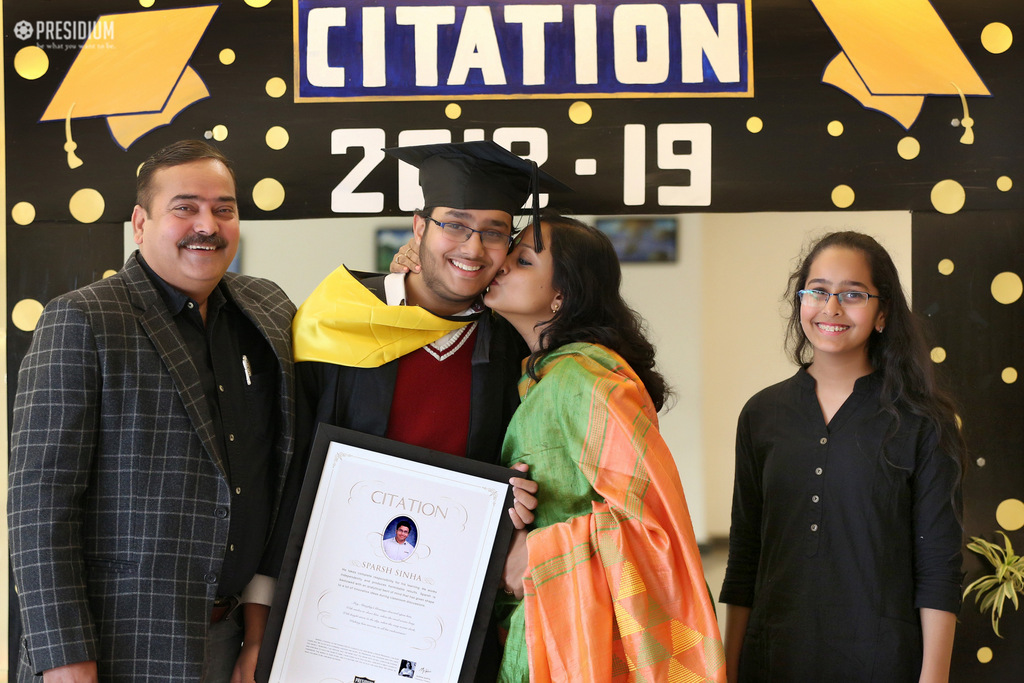 CITATION CEREMONY 2018