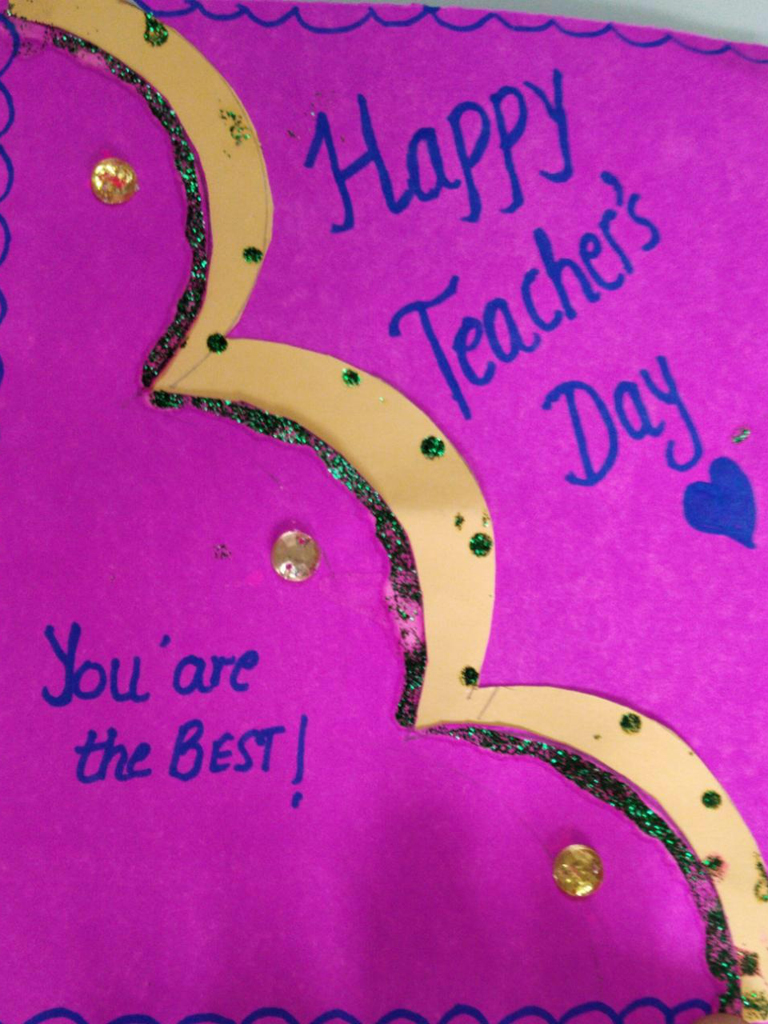 TEACHERS' DAY 2020