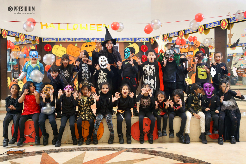 SPOOKY HALLOWEEN CELEBRATION 2019