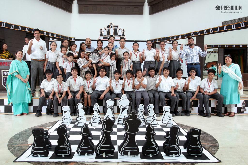 INTER SCHOOL CHESS CHAMPIONSHIP