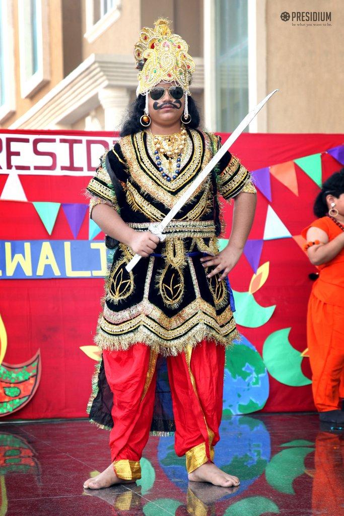 DIWALI GALA SPREADS THE RAYS OF BRIGHTNESS & BLISS AT PRESIDIUM