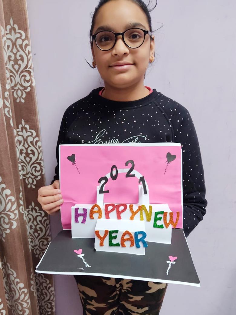 New Year Celebration 2021