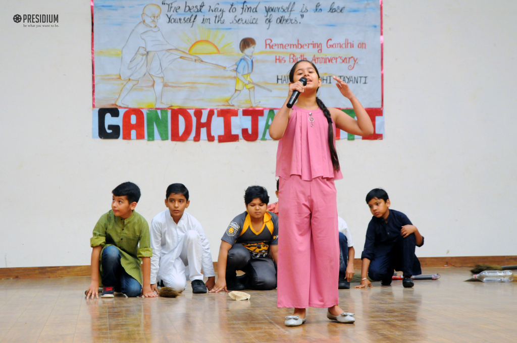Gandhi Jayanti Celebration 2019