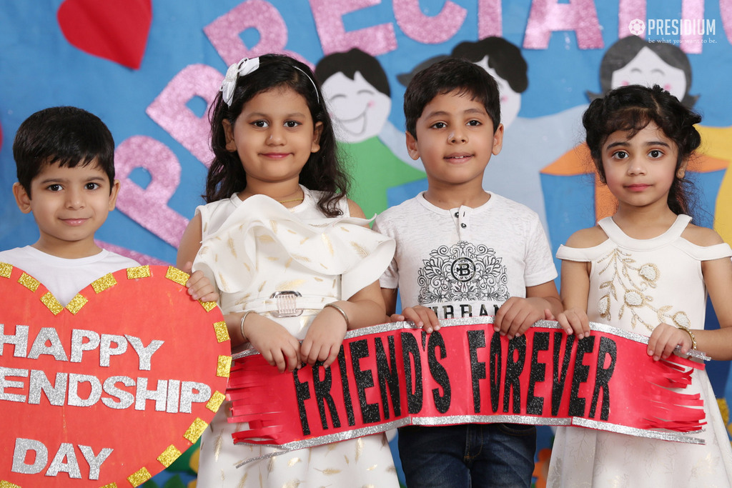 FRIENDSHIP DAY 2019