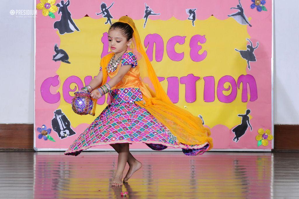 PRESIDIANS PRESENT A SPECTACLE OF TALENT AT DANCE COMPETITION