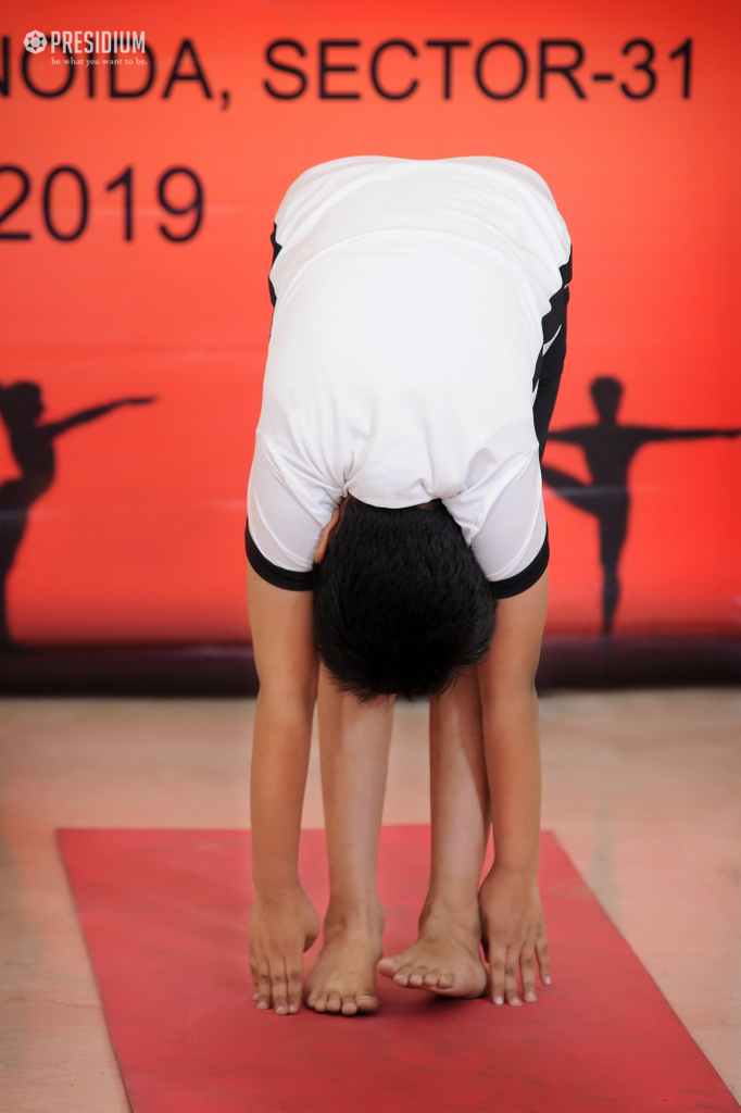 YOGA MAESTROS EXCEL AT 2ND NCR YOGA CHAMPIONSHIP 2019
