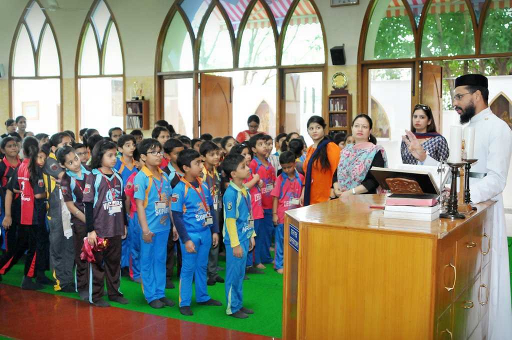 EXCURSION TO RELIGIOUS PLACES: RAISING A SECULAR GENERATION