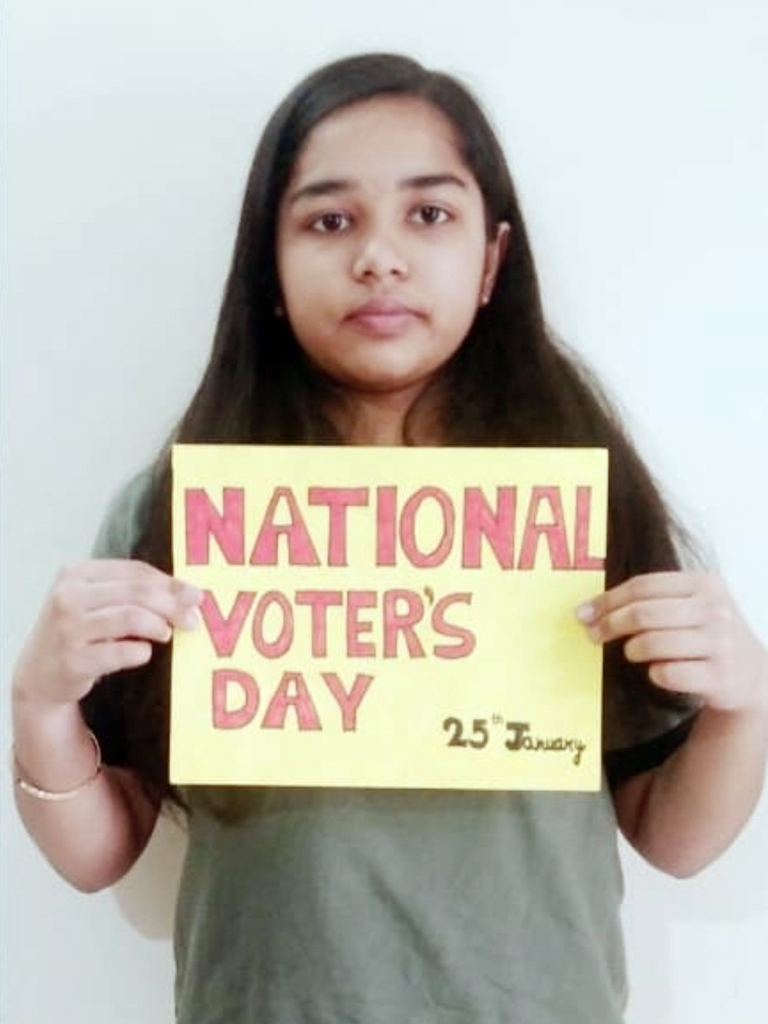 NATIONAL VOTERS' DAY 2021