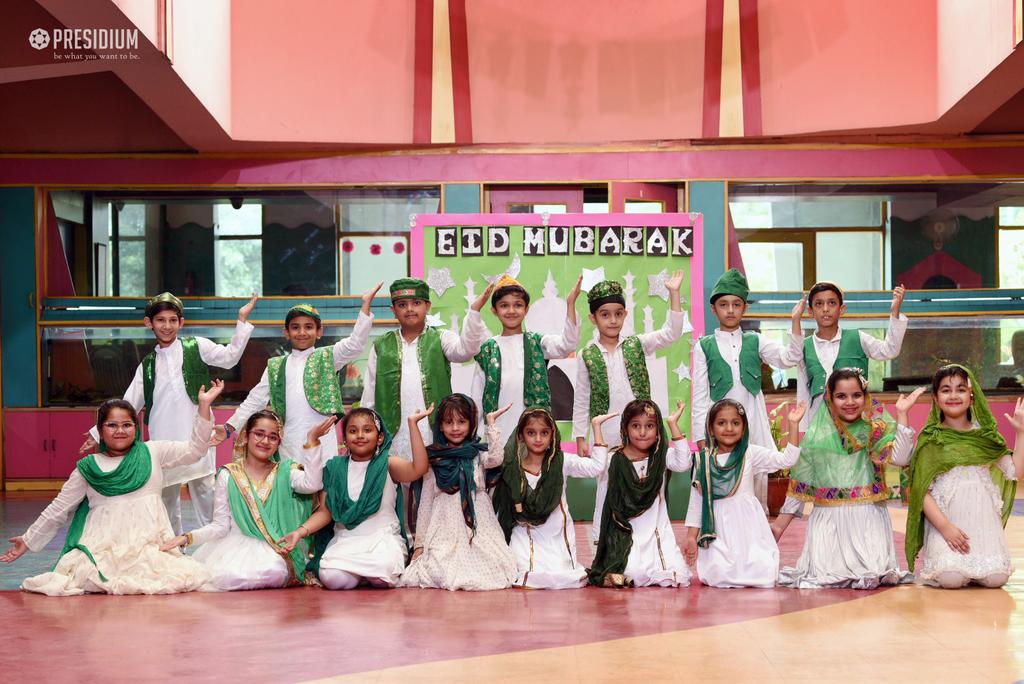 PRESIDIANS SHARE PREACHINGS OF THE PROPHET ON EID AL-ADHA