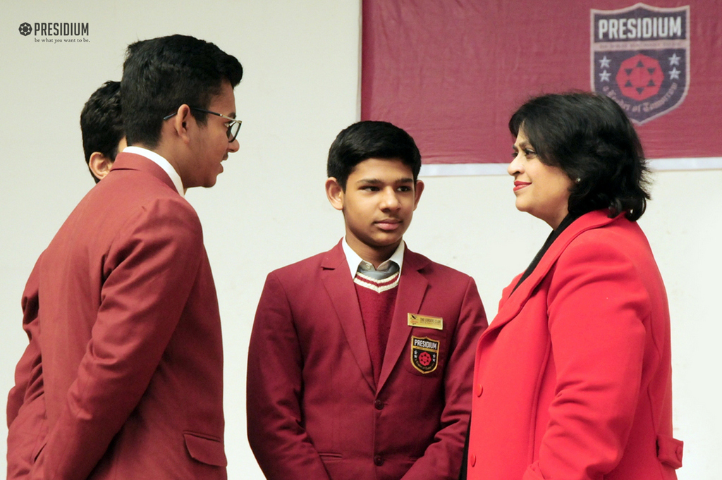 Students Counselling Session with Ma'am 2020