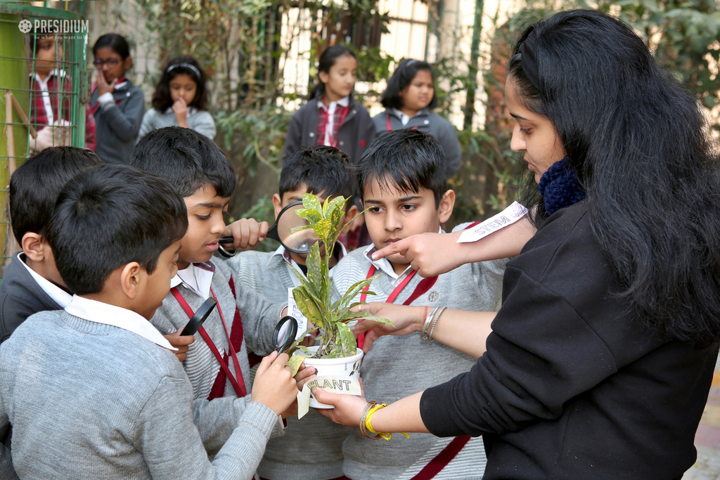 TBL - Garden Visit (Grade 3)