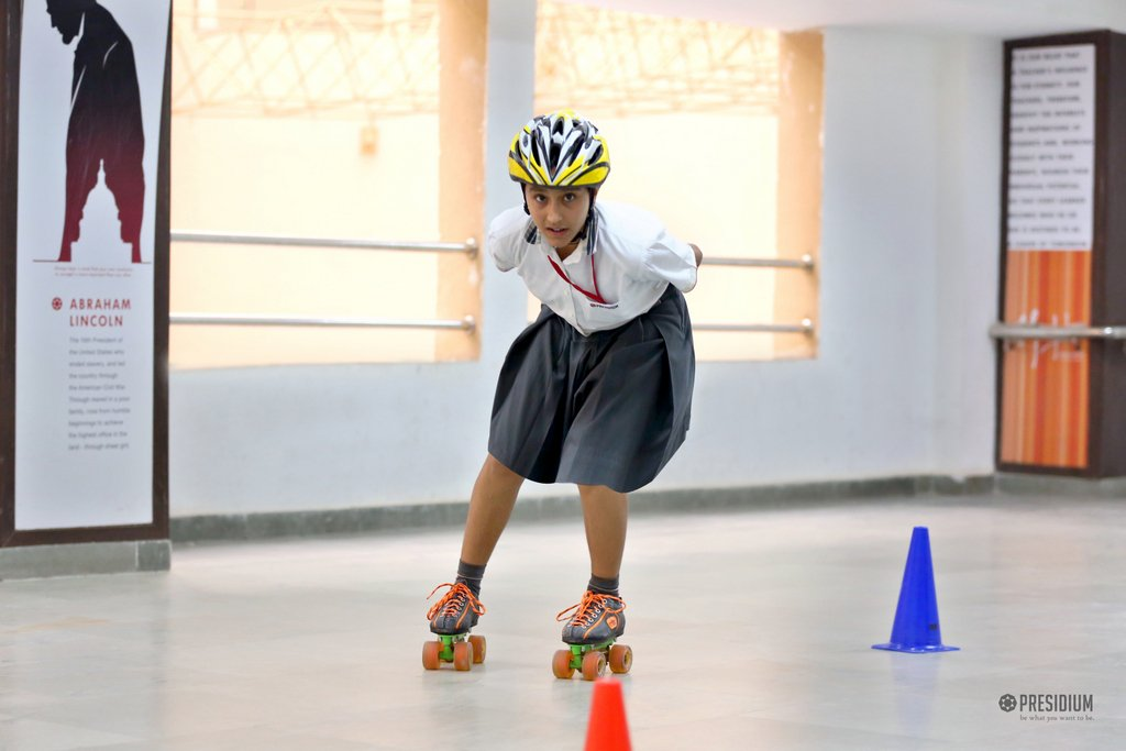 DISTRICT SCHOOL SKATING 2017: PRESIDIANS GLIDE TOWARDS VICTORY