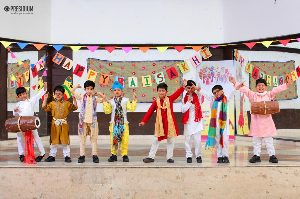 Assembly on Baisakhi