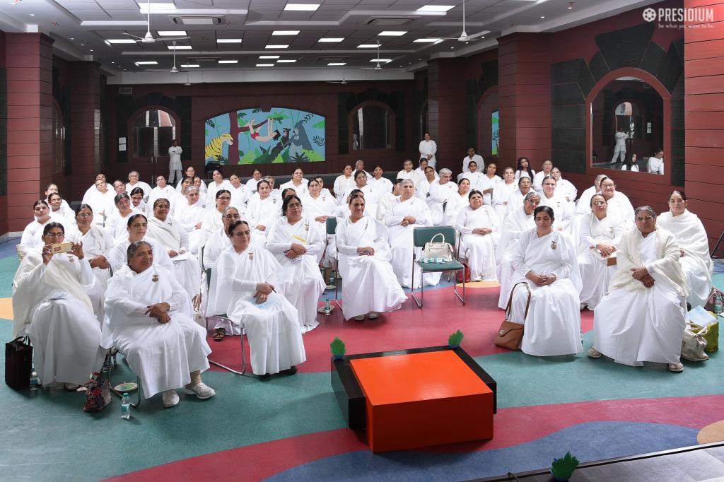 MEDITATION SESSION 2018