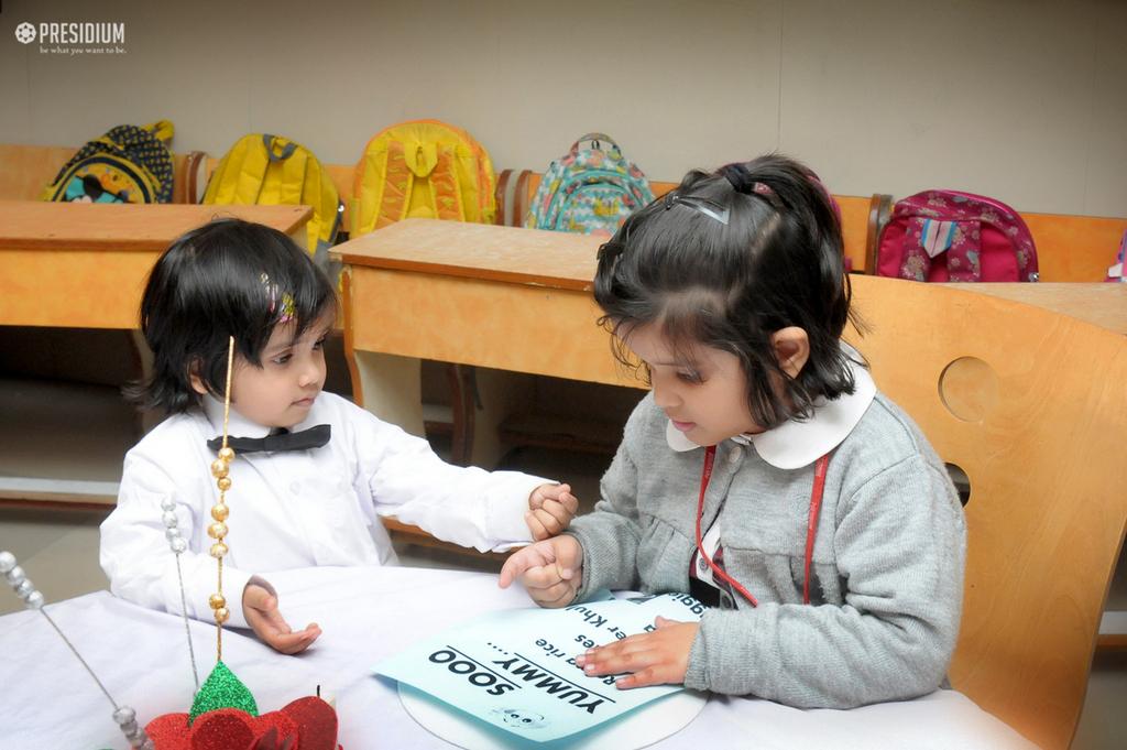 Experiential Learning, Community Helpers, Presidium Dwarka 22