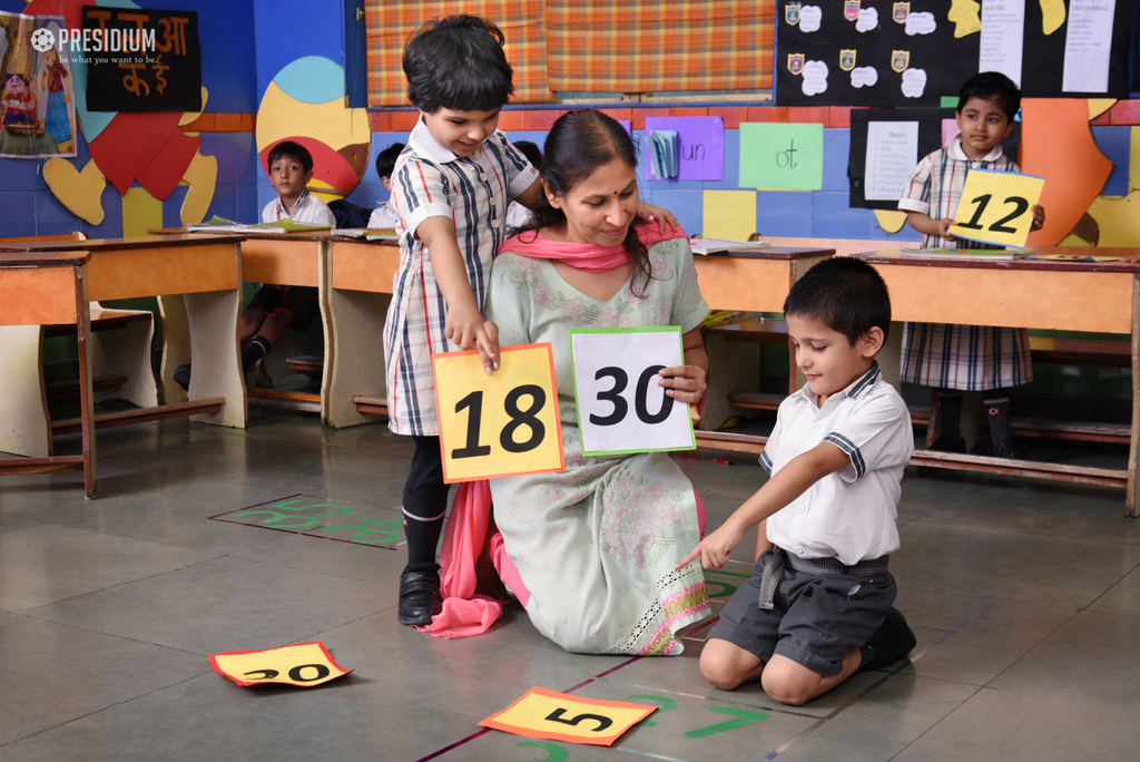 Number Grid Activity 2019