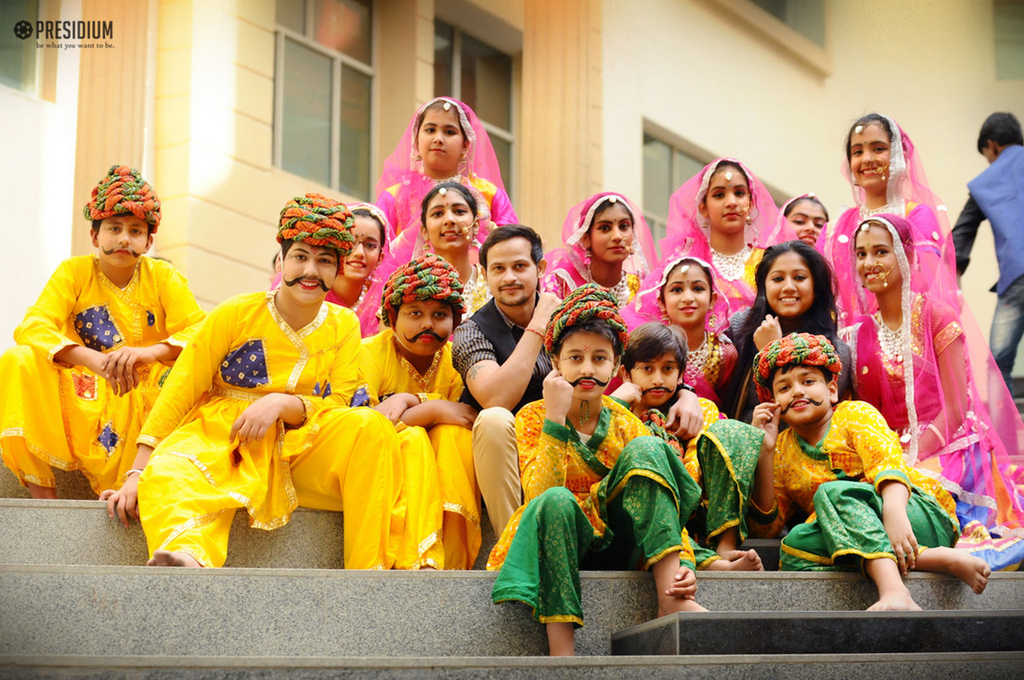 INTER-SCHOOL FOLK DANCE COMPETITION: A CULTURAL EXTRAVAGANZA