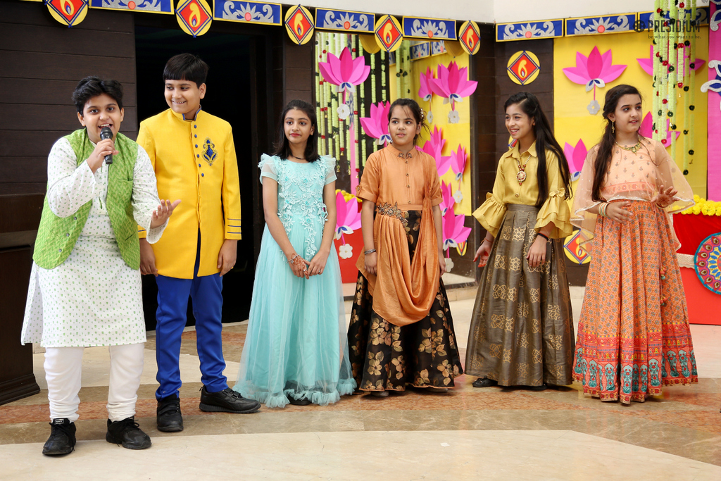 JOYFUL DIWALI CELEBRATIONS 2019