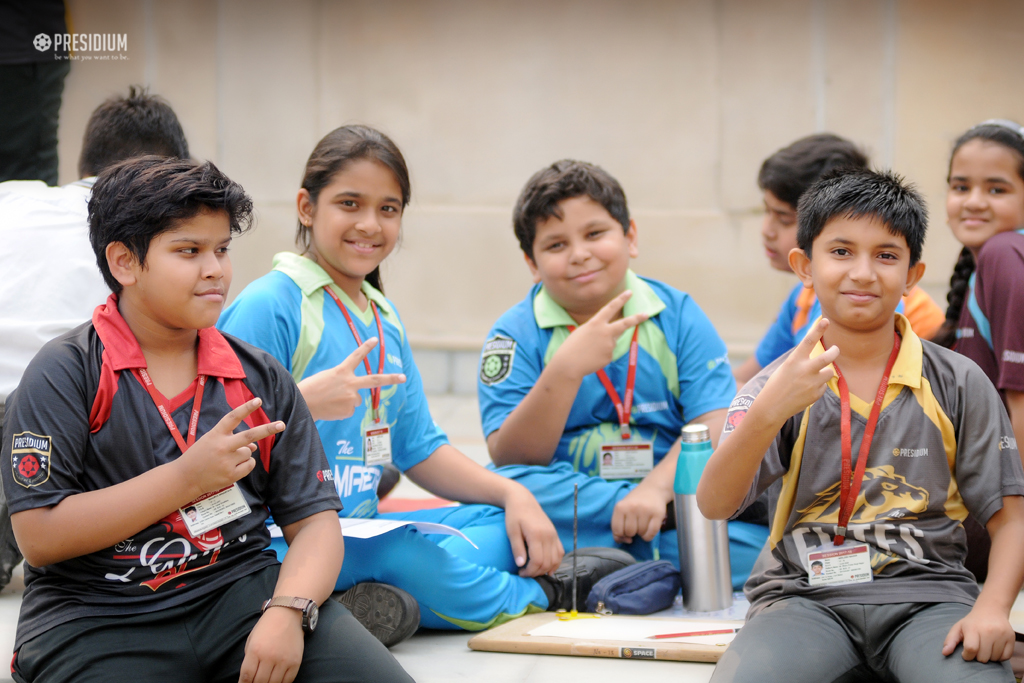YOUNG ASTRONOMERS ALL SET TO MEASURE EARTH'S CIRCUMFERENCE