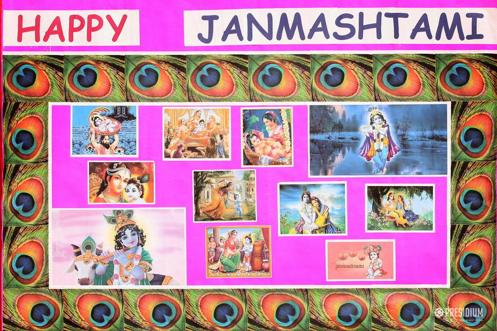 JANMASHTAMI CELEBRATED 2018