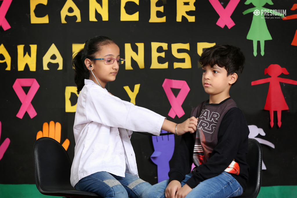 CANCER AWARENESS DAY 2019