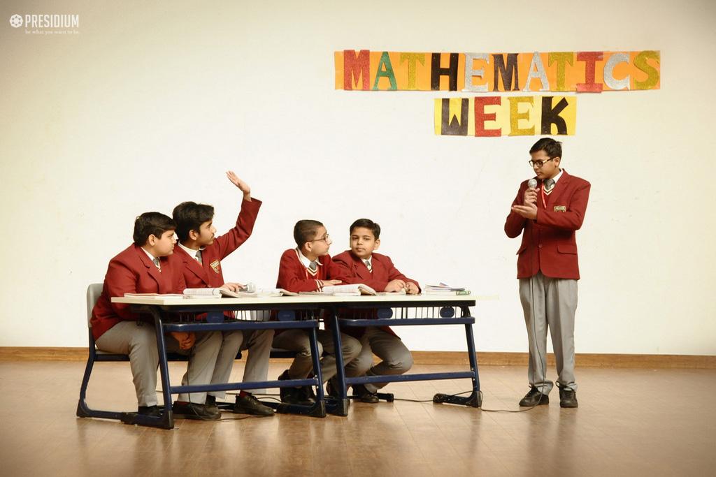 Math Week