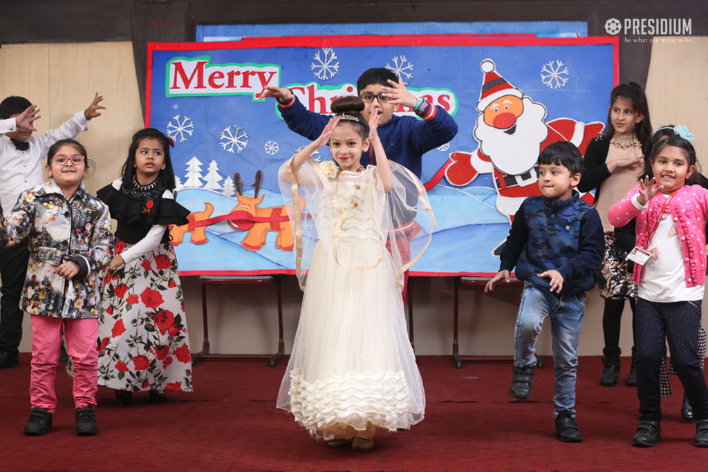 Christmas - Special assembly