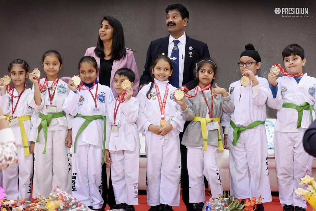 31th Delhi State ITF Taekwondo Championships 2019