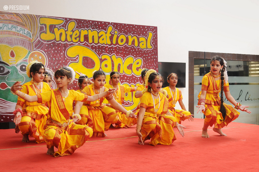 World dance day 2019
