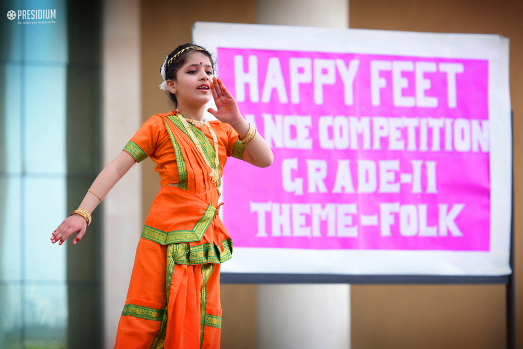 Happy Feet Dance Competition