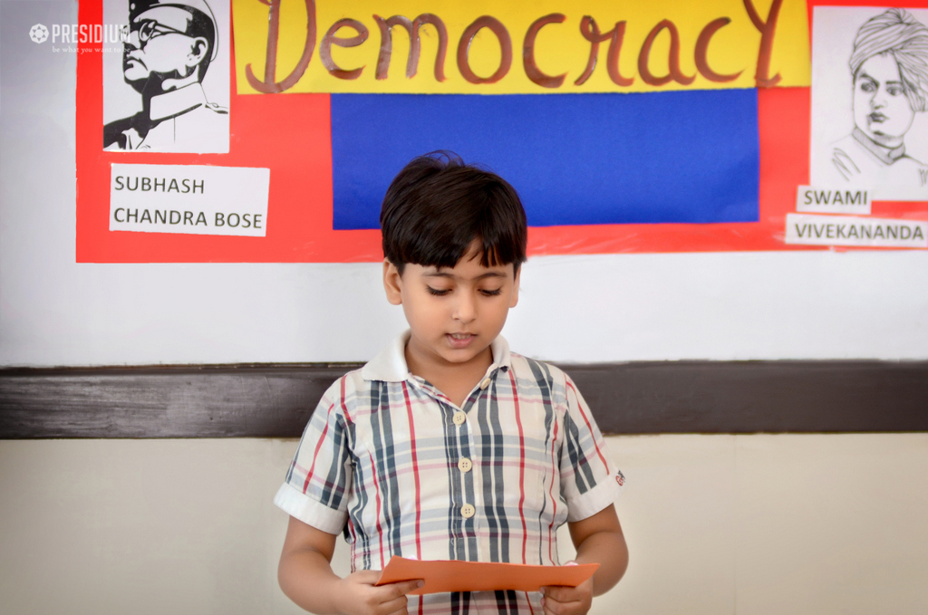 INTERNATIONAL DAY OF DEMOCRACY 2019